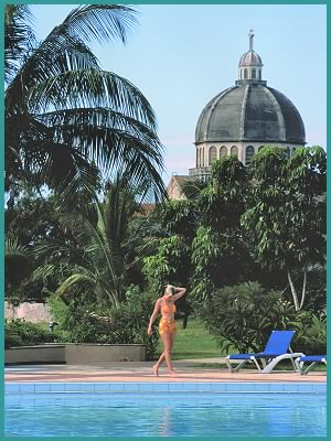 Hotel Occidental Miramar in Cuba - Kuba